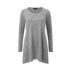 Grace - Silver tunic with studs