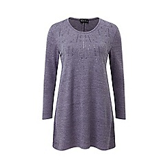 Grace - Lilac tunic with studs