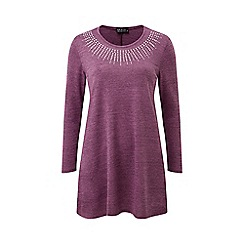 Grace - Pink tunic with studs