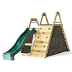 Plum - Wooden climbing pyramid