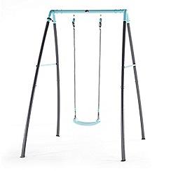 Plum - Premium metal single swing with mist