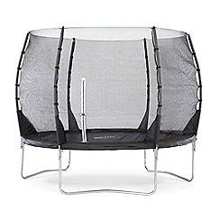 Plum - 10ft magnitude spring safe trampoline and enclosure