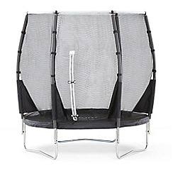 Plum - 6ft magnitude spring safe trampoline and enclosure