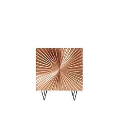 Swoon - Copper 'Ziggy' cabinet