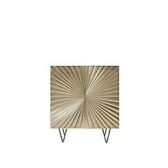 Swoon - Silver 'Ziggy' cabinet
