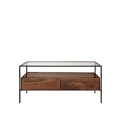 Swoon - Dark mango wood 'Mackay' bedside table