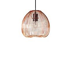 Swoon - Copper 'Obi' small pendant