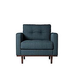 Swoon - House weave 'Berlin' armchair