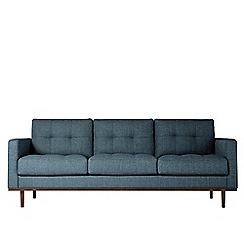 Swoon - Three-seater house weave 'Berlin' sofa