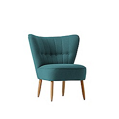 Swoon - Soft wool 'Fitz' chair