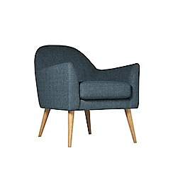 Swoon - House weave 'Juno' armchair