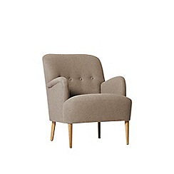 Swoon - Soft wool 'London' armchair