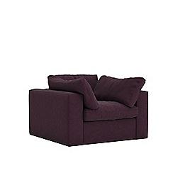 Swoon - Soft wool 'Seattle' armchair