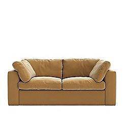Swoon - Two-seater easy velvet 'Seattle' sofa