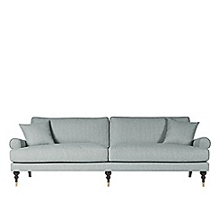 Swoon - Three-seater house weave 'Sutton' sofa