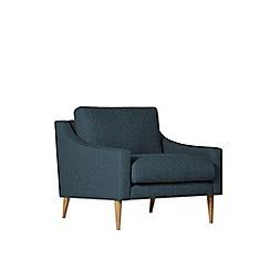 Swoon - House weave 'Turin' armchair