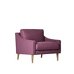 Swoon - Soft wool 'Turin' armchair