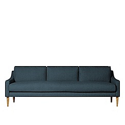 Swoon - Three-seater house weave 'Turin' sofa