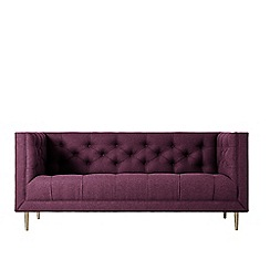 Swoon - Two-seater soft wool 'Vincent' sofa