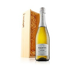 Virgin Wines - Senti Prosecco Extra Dry in wooden gift box