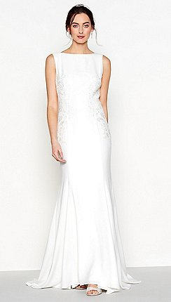 Wedding dresses women debenhams for Where to buy yasmine yeya wedding dresses