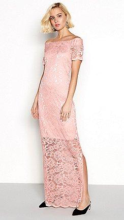 3595cc94e9fa23 pink - Lace dresses - Vila - Dresses - Women   Debenhams