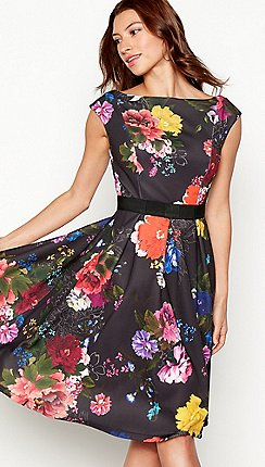 1cc585d1f4 Short sleeves - multicoloured - Dresses - Sale