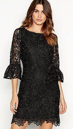 Black Friday - women s dresses - 3 4 sleeves - Short - Dresses ... 5696572c5a