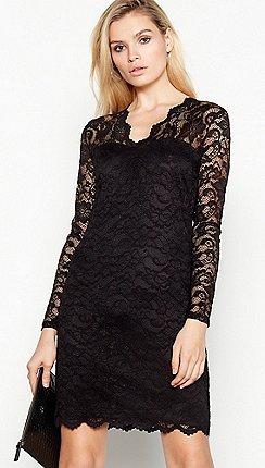 Black Friday - women s scandi brands - black - Vila - Dresses ... b7b882a8b