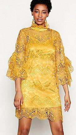 Short - yellow - Prom - Dresses - Women | Debenhams