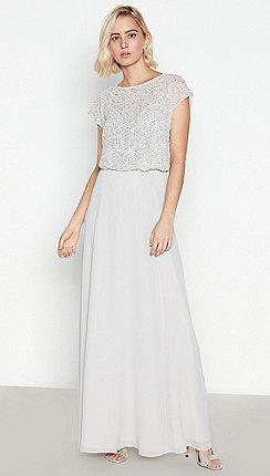 Long - silver - Debut - Dresses - Women  abe9711a6