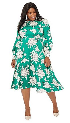 aa3e902c65 size 26 - Mother of the bride - Floral dresses - Dresses - Women ...