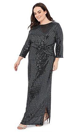 8dab3cfd680 Plus-size - Maxi dresses - The Collection - Dresses - Sale
