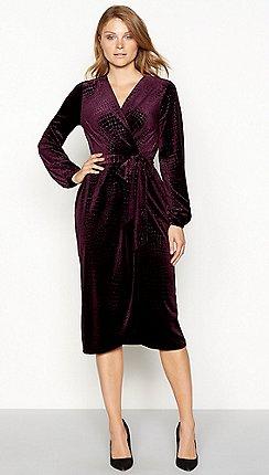 68e88967147f View all occasions - Velvet dresses - Principles - Dresses - Women ...