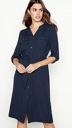 Principles - Navy utility shirt dress d0acd091ef69