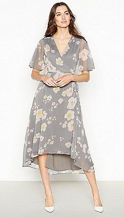 Midi - Plus-size - Wrap dresses - Dresses - Women  17ce831a1