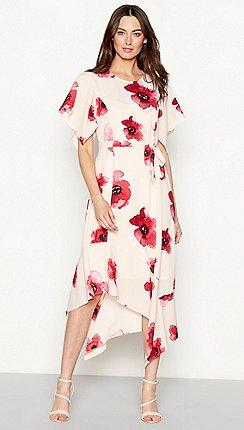 Midi - pink - Dresses - Women  cd8aeec24