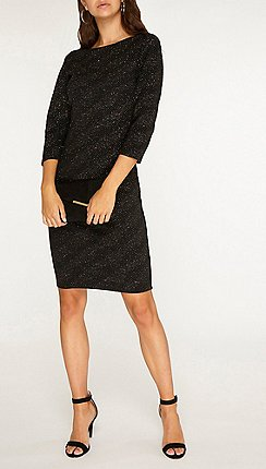 f3db8bf7996 Plus-size - black - Dorothy Perkins - Dresses - Women