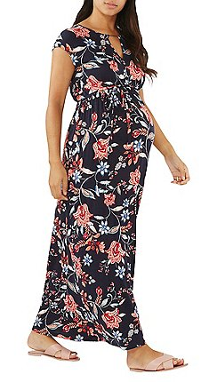 58f19db5a0cd2 Maternity - multicoloured - Maxi dresses - Dresses - Sale | Debenhams
