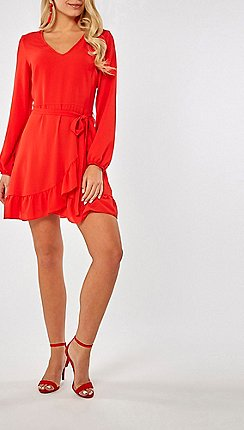 606bdcf2f53 red - View all occasions - Dorothy Perkins - Dresses - Women