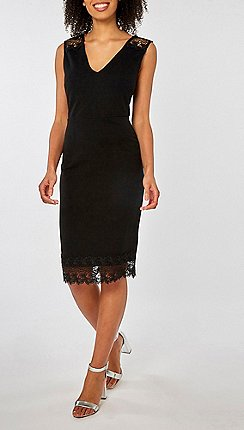 050d13034d3e6 Sleeveless - Lace dresses - Dorothy Perkins - Dresses - Women ...