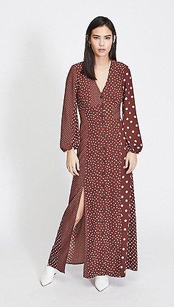 1fbe0d963662 Long - brown - Maxi dresses - Dresses - Sale   Debenhams