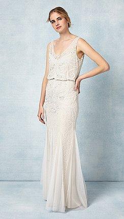 Phase Eight Ivory Cathlyn Wedding Dress