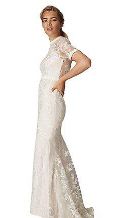 Cream Wedding Dresses | Debenhams