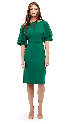 c24127635432 Knee length - green - Phase Eight - Dresses - Women | Debenhams