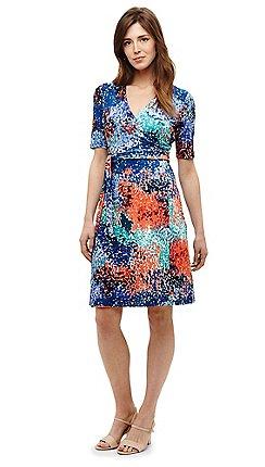 b18bd0fc19e3 Short sleeves - Wrap dresses - Phase Eight - Dresses - Women