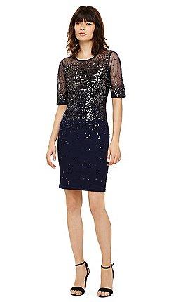 31d15b3468d Short sleeves - Wedding guest - Jumper dresses - Dresses - Women ...