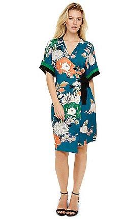 746cbcd9d8e6 blue - Wrap dresses - Phase Eight - Dresses - Sale