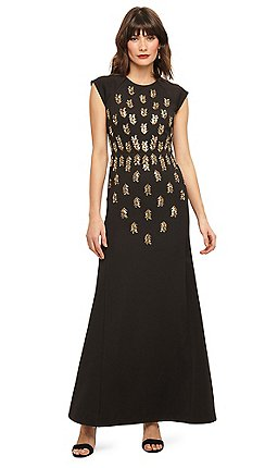 14ff09932d72f6 Short sleeves - Evening - Dresses - Women   Debenhams