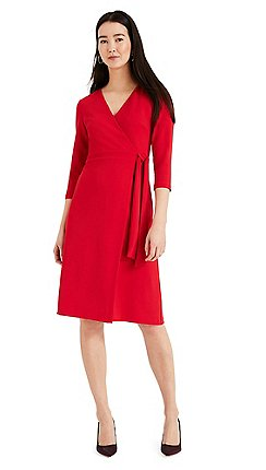 Phase Eight - Red Theola Dress